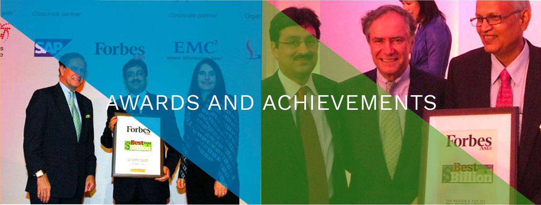 Awards & Achievements - MP Birla Cement