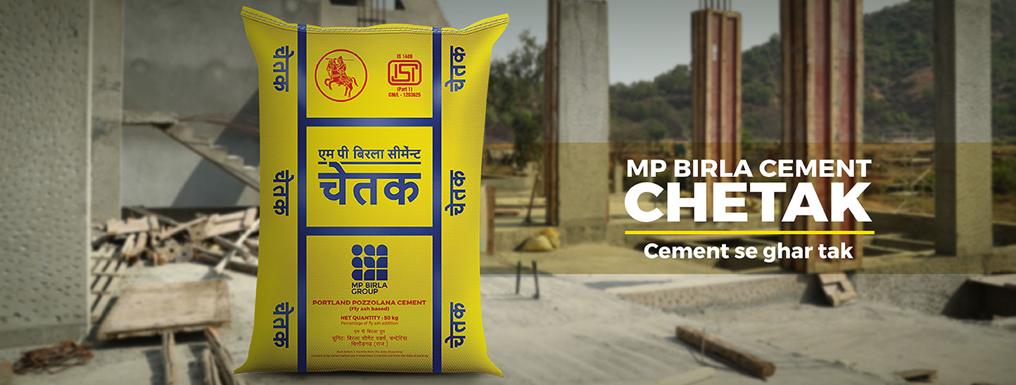 Mp Birla Cement Chetak Is Prized Product With Strength And Durability