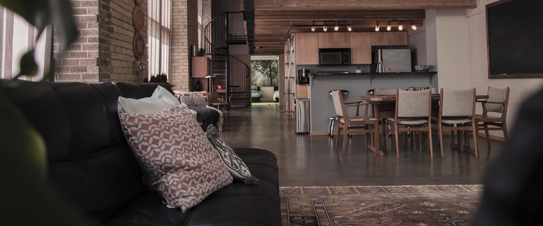 4 Ways To Make Big Space Cozy