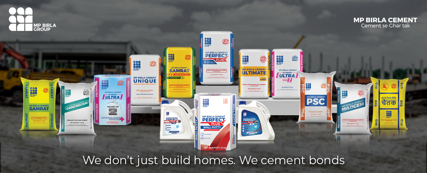 Mp Birla Cement Is One Of The Top Cement Supplier Companies In India